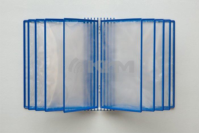 Настенная перекидная система на 10 листов, арт. 16200